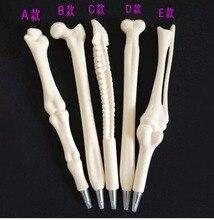 10pcs/lot  cartoon novelty stationery pen bone ball student prize