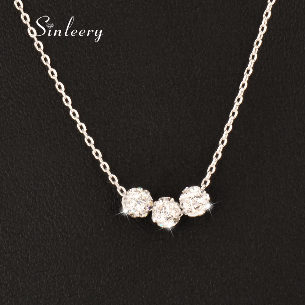 classic brilliant necklace diamond round ebay com pin itm