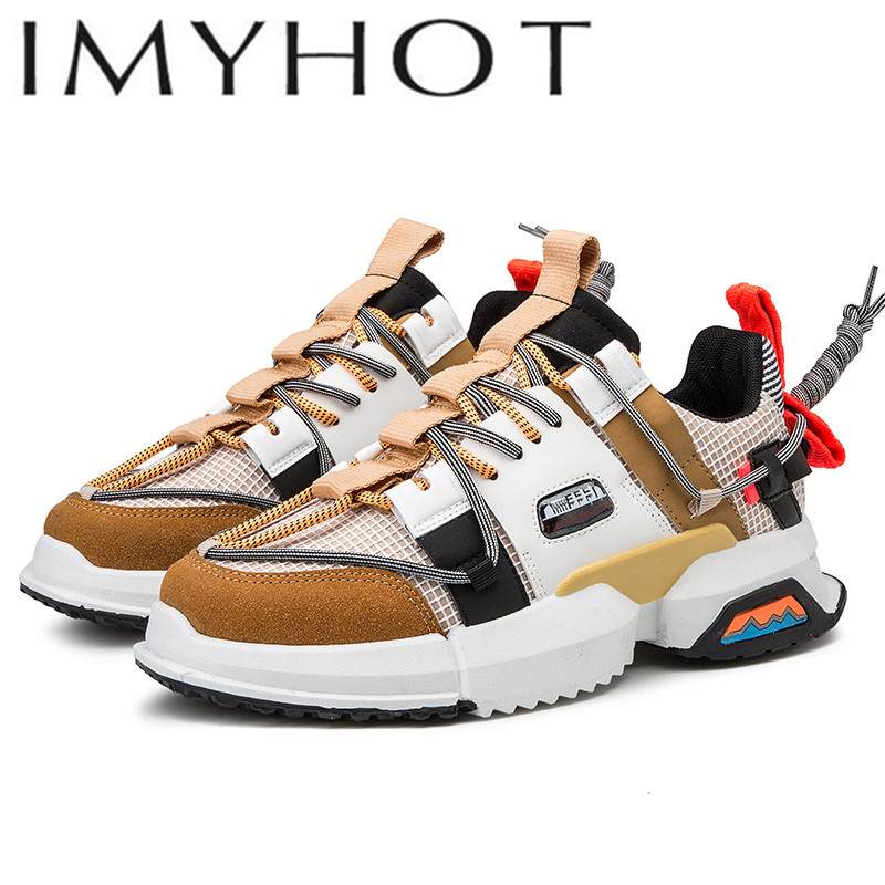 Original Retro Basketball Shoes for Men Air Shock Outdoor Trainers Light Jordan Sneakers Young Teenagers High Boots Basket image