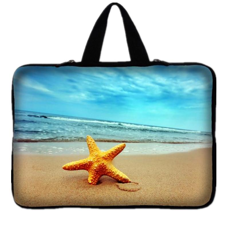 15 15.4 15.6 Beach Laptop Sleeve Case Handle Notebook Computer Pouch Bag Cover For HP DELL ASUS Toshiba Acer Lenovo#10