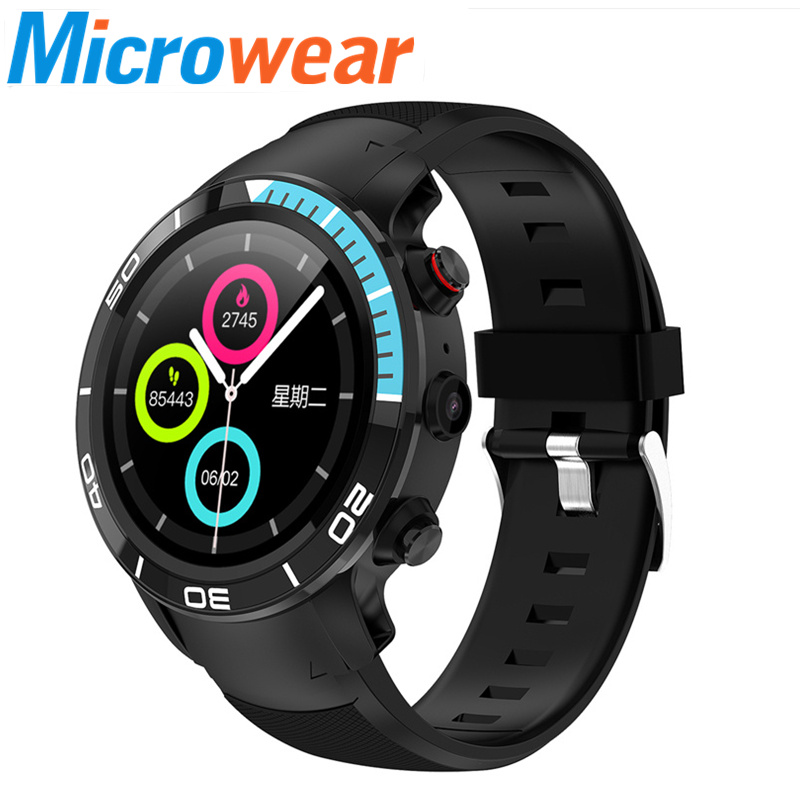 H8 Smartwatch 4G+WIFI+GPS+1GB/RAM+16GCB/ROM Smart Watch With Sim Card Relojes Inteligentes Para Hombre 2019 Smart Electronics