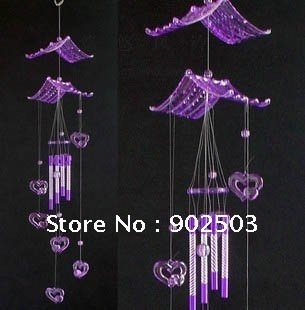 festival gifts,lovely melodious craft,wind bells,aeolian bells,wind chime,5 design can be chosen
