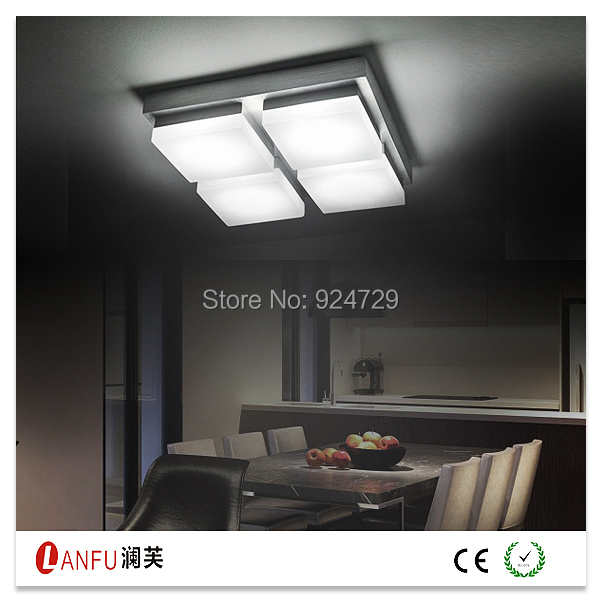 20 Pretty Cool Lighting Ideas For Contemporary Living Room: 20W Modern High Quality LED Ceiling Lights, Decoration For