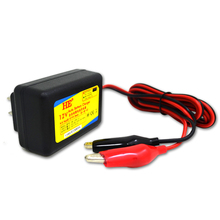 12V charger for motorcycle battery lead acid auto suitable 1.2AH -12AH