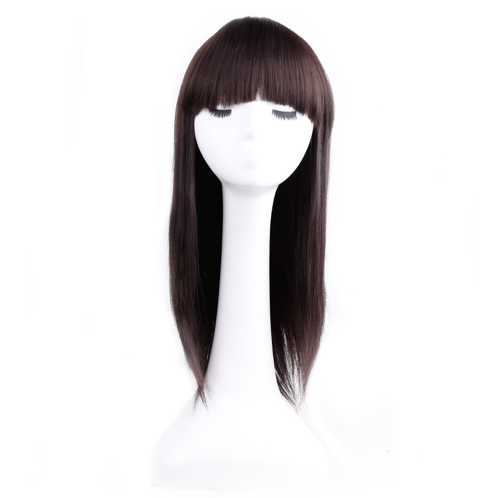 Amir Full Wig Real Thick Synthetic Long Straight Hair Wigs for Women Daily Costume Heat  ...