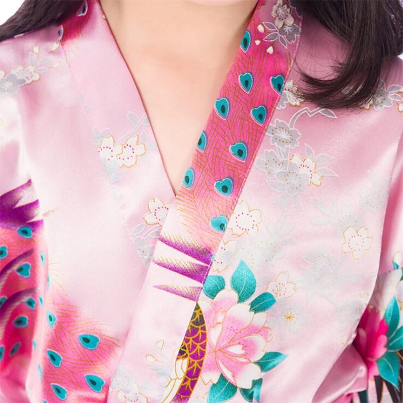 silk kimono robes (6)