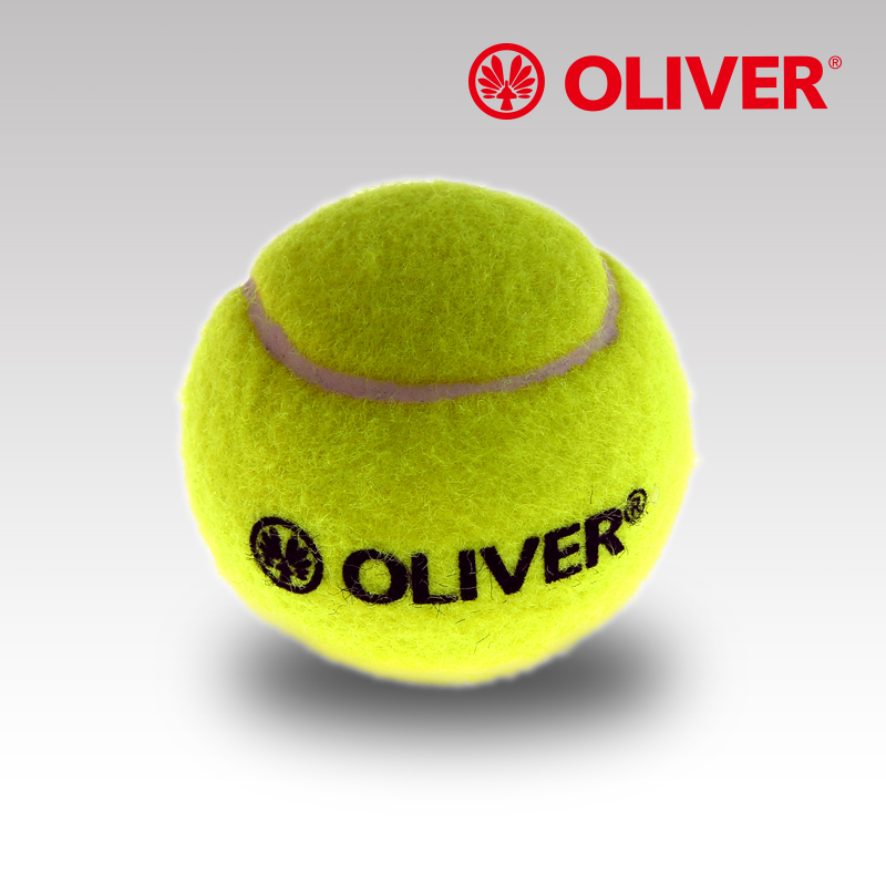 Oliver Tennis Balls with Net Pressure High Resilience Practice Durable Tennis Ball  for Training for Beginners and Competetion Lahore