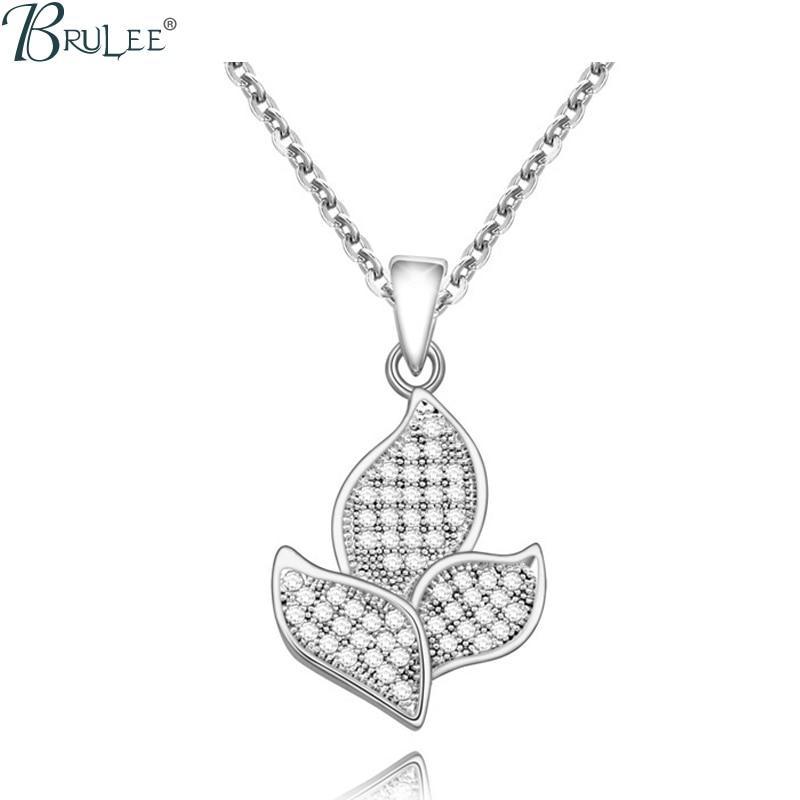 Fashion necklaces women luxury AAA zircon Micro insert
