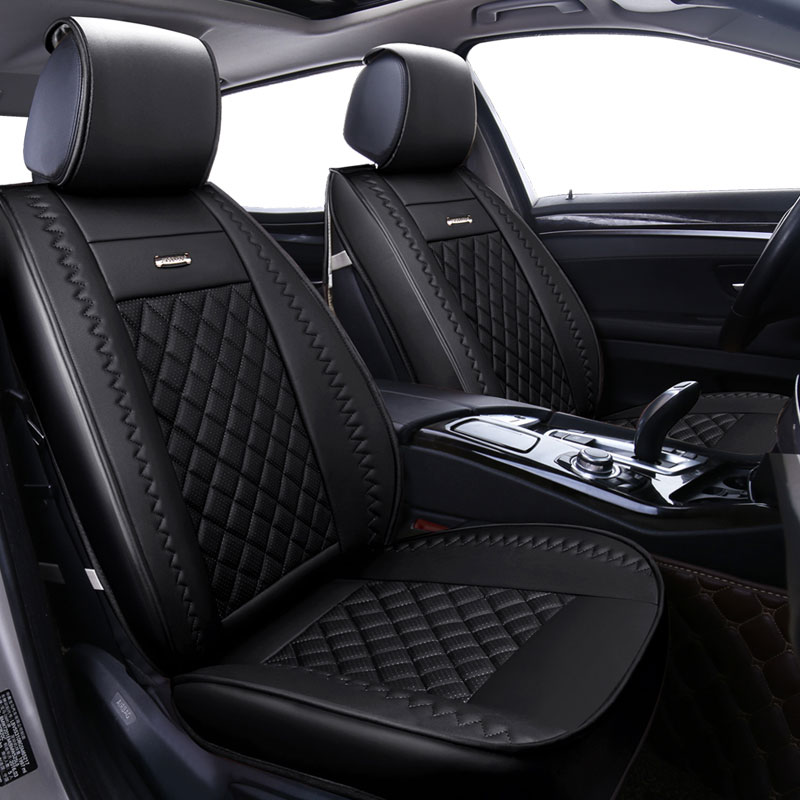 Leather Cars Universal Car Seat Cover Automobiles Seats