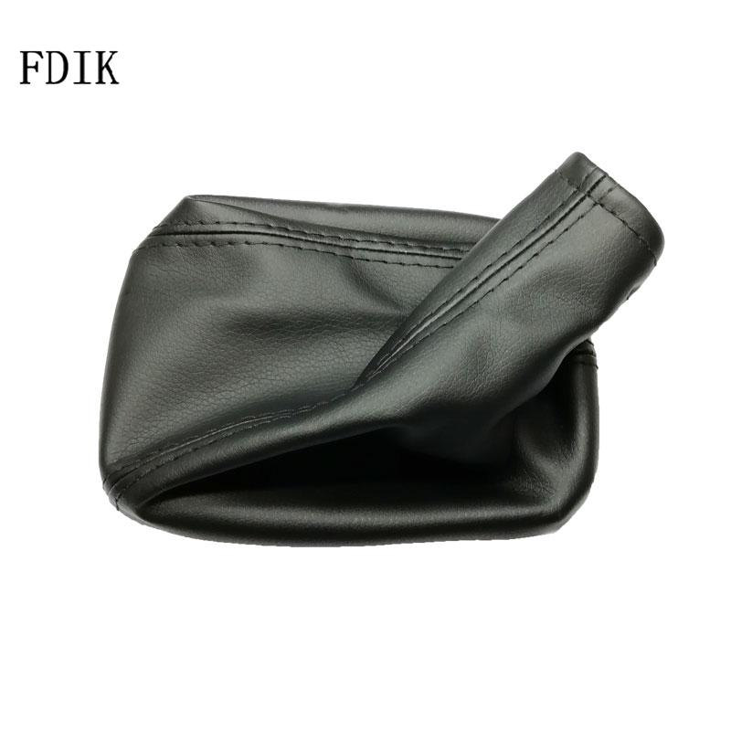 FDIK PU Leather Shift Knob Lever Gaitor Boots for Opel Corsa C 2006 harris c night shift isbn 9780425263235