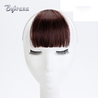 Bybrana Brazilian Human Hair Remy Hair Short Clip In 4 Colors Hair Human Hair Extensions Free