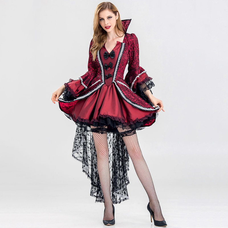 83e48f007c0 Buy plus size vampire costume and get free shipping on AliExpress.com