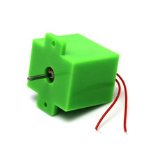 3282ea394d1 Quadrado gerador de turbina do vento DIY modelo micro motor mini DC pequeno  motor motores de