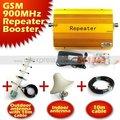 1 UNIDS Con cable + antena 2000 metros cuadrados GSM980 900 MHZ Señal Del Teléfono Móvil Del Amplificador de RF Repetidor de Señal booster