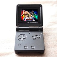 GB Station Handheld Game Console Boy Retro Mini Built In 142 Games Portable Video Gaming Consoles