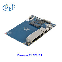 Banana PI BPI-R1 Opensource Router , allwinner A20 chips, without EMMC