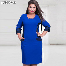 plus size women clothing winter dress 5XL 6XL large size dress vintage female clothes