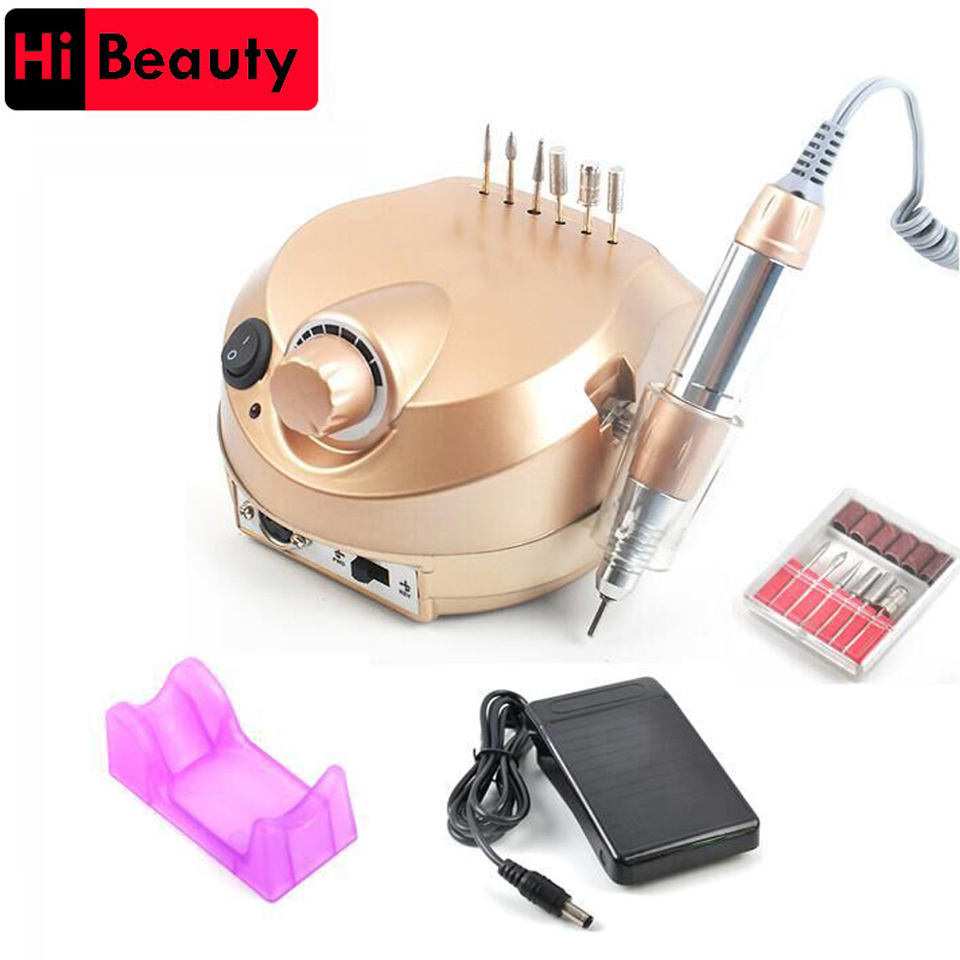 Professional Nail Tools Set 30000 RPM Electric Nail Drill Machine Maniure And Pedicure Drill Polish For Nail Art Gel Polish hot 30000 rpm nail drill pro electric nail drill file machine maniure and pedicure drill polish for nail gel polish nail tools