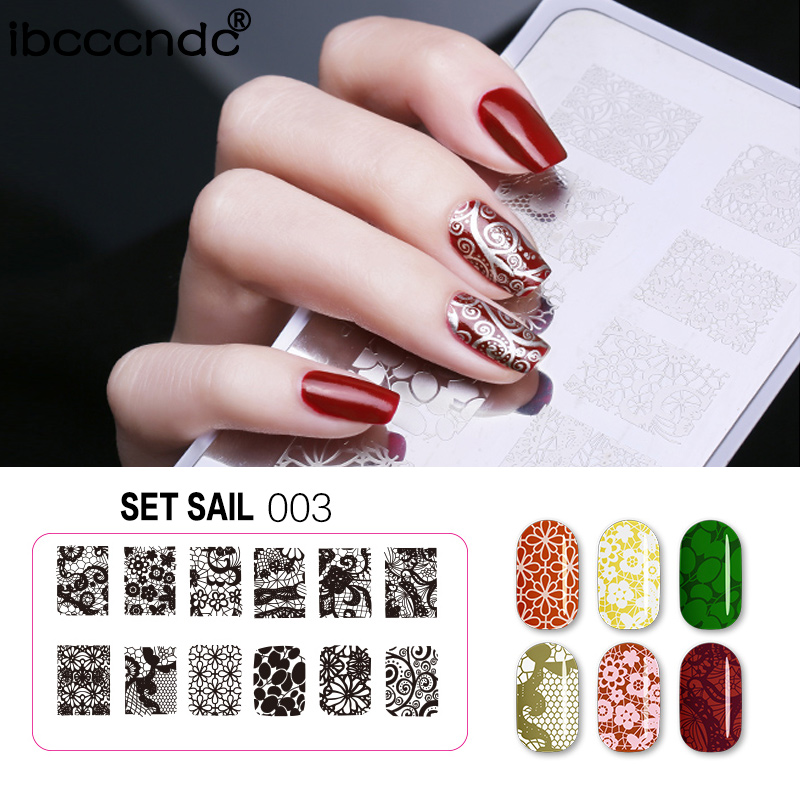 How To Use Nail Art Stamp With Gel Polish