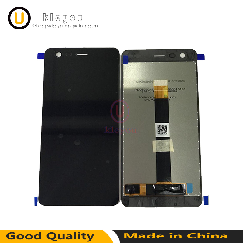 Mobile Phone Parts 5.0 Inch For Nokia 2 Nokia2 Ta-1007 Ta-1029 Ta-1023 Ta-1035 Ta-1011 N2 Lcd Display+touch Screen Digitizer Assembly+kits