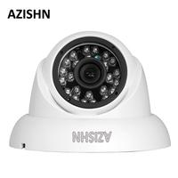 NEW H 265 IP Camera 2MP F22 4MP OV4689 Sensor HI3516D 25FPS DC12V 48V PoE 24LEDS