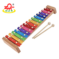 Детские Игрушки Фортепиано QZM Бренд Ребенок Животных Рука Стук Ударных 8 Примечание Небольшие Музыкальные Инструменты Хороший Подарок для Детей