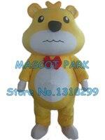 Жир медведя костюм талисмана пользовательские взрослых размер персонажа из мультфильма cosply карнавальный костюм 3237