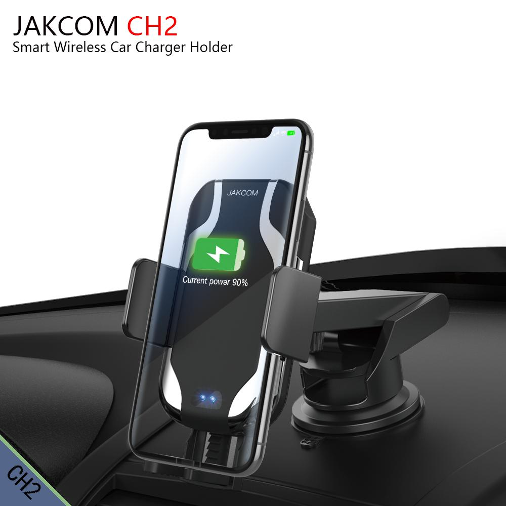 JAKCOM CH2 Smart Wireless Car Charger Holder Hot sale in Chargers as oneplus 3 data show power box