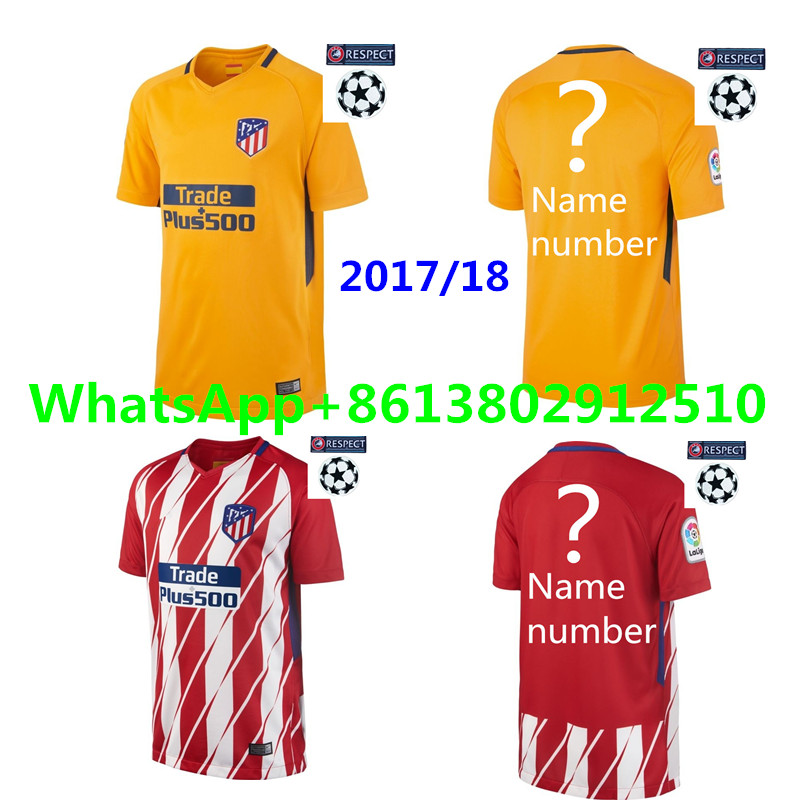 b9eee18894f ... nike mario mandzukic atletico madrid home jersey 2014 15 free patches  2017 18 aaa top best Billiga Fotbollströjor Kits ...