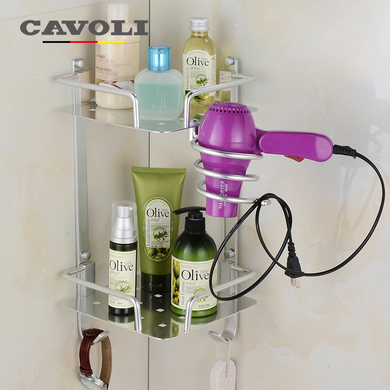 Buy cavoli aluminum alloy anodizing for Quality bathroom fittings