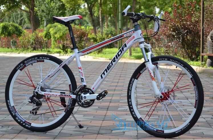 Merida mountain bike bicycle duke 650 derailleur aluminum alloy ...