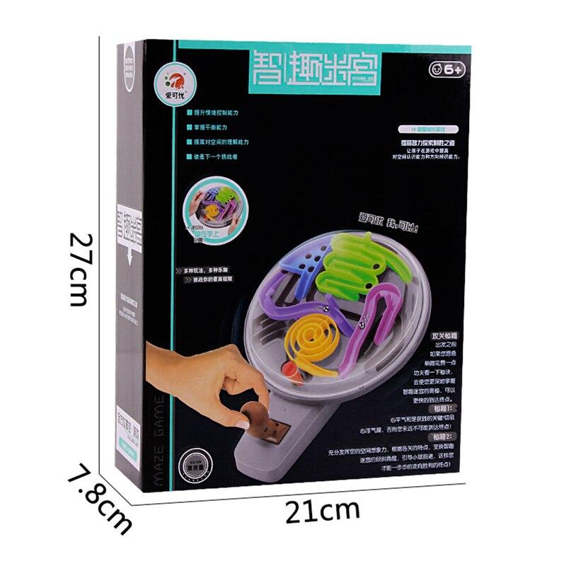 de quebra cabeca perplexo bolas magneticas iq equilibrio 05