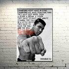Muhammad Ali-Haj Box...