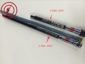 Image 5 - Pour les Z 300S dantennes en fiber de verre SURMEN, antenne double bande radio vhf uhf pour wouxun TYT yaesu kirisun