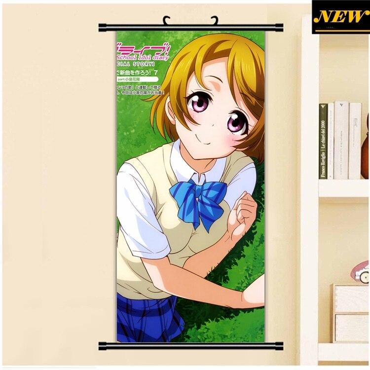 ᐂ45x95 Cm Amor Vivo Escuela Idol Proyecto Hanayo Koizumi Dibujos