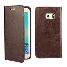 Deluxe карты чехол для Samsung Galaxy S6 Edge Plus, S6 края, S6 теплые откидная крышка телефон Сумки