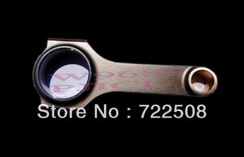 Z profilami typu H beam korbowody dla Toyota Supra 7 MGTE silniki h-beam korbowody tanie i dobre opinie 7MGTE 4340 87-95 Mechanizm korbowy 4 cylinder MSMOST