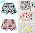 2016 Cute Infant Baby Girls Bottoms Panty Summer Shorts Bloomers Hot Pants Shorts
