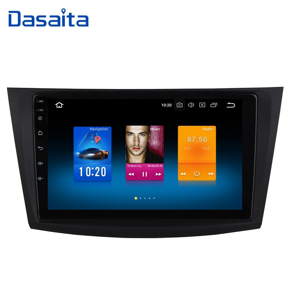 Dasaita 9 Android 8.0 Voiture GPS Radio Player pour Mazda 3 2010 2011 2012 avec Octa Core 4 gb + 32 gb Auto Stéréo Multimédia