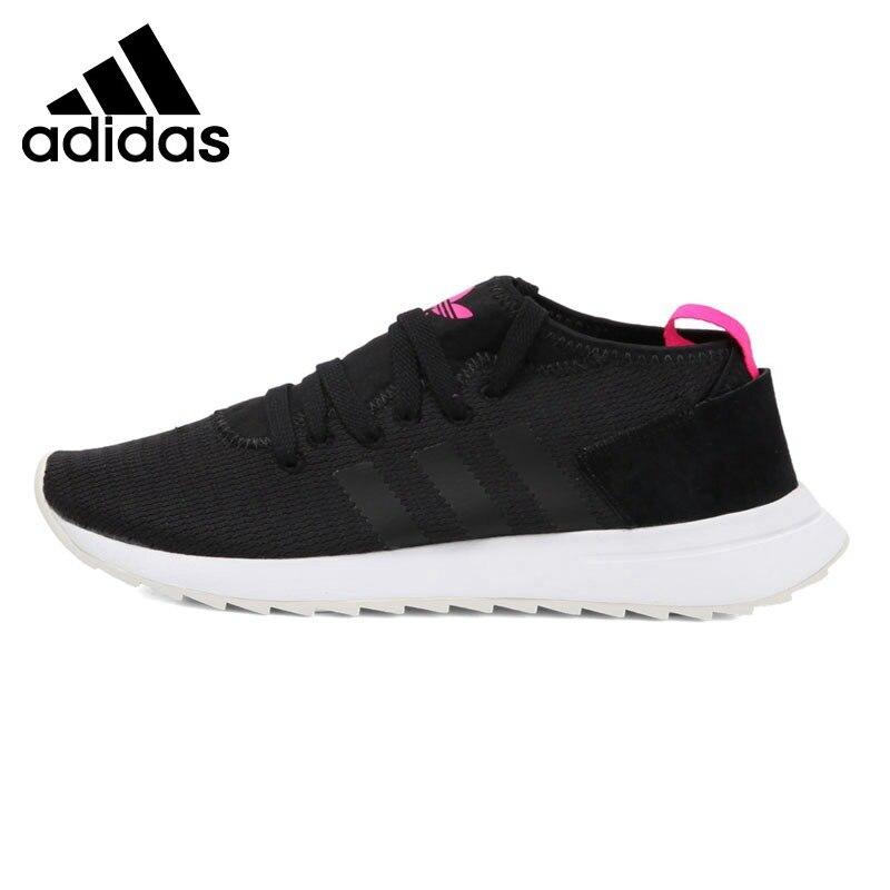 Nouveauté originale Adidas Originals FLB mi wdirectionalchaussures de skate femme baskets