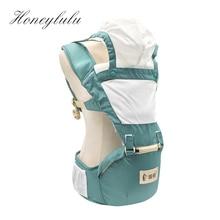 Detachable Sun Protection Mesh Baby Carrier Pocket Storage Fashion Sling For Newborns Kangaroo For Baby Ergonomic Hip Kangaroo