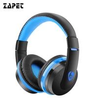 ZAPET Wireless Adjustable Headset Stereo Bluetooth Headphone Headband Earphone With FM TF Card Headsets For Xiaomi