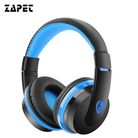 ZAPET Wireless Adjustable Headset Stereo Bluetooth Headphone Headband Earphone With FM TF Card Headsets For Xiaomi