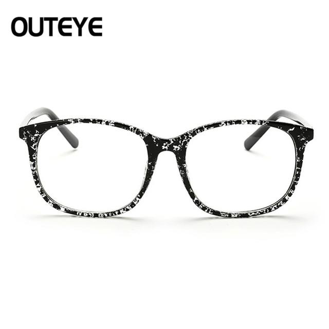 Gafas de cristal de miopía gafas de ordenador