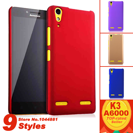 new concept 43c85 336ae US $1.39 30% OFF|lenovo a 6000 case cover plastic New Hard case for lenova  lenovo k3 k 3 case cover Fashion PC Lenovo A6000/plus case cover -in ...