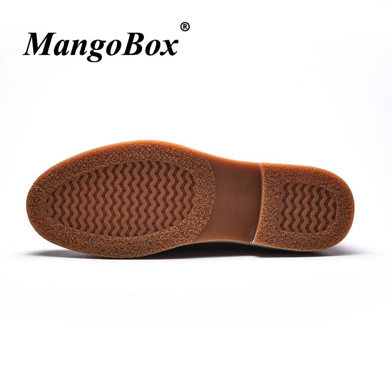Top Calçados Brown Homens Luxo De Marca Escritório Sapatos Vestido Da Black brown Marten Derbi Adulto Casuais Negócios Clássico Moda dark Shoes Low Masculina xSI7B7