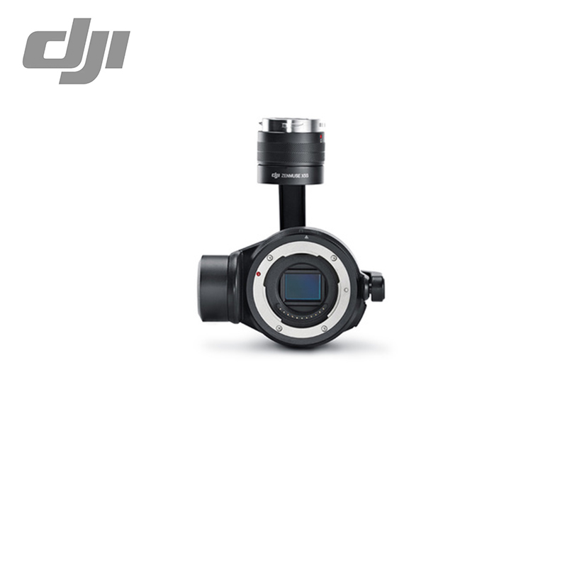 DJI Zenmuse X5S Gimbal and Camera Lens Excluded for inspire 2 drone 5 2K video support