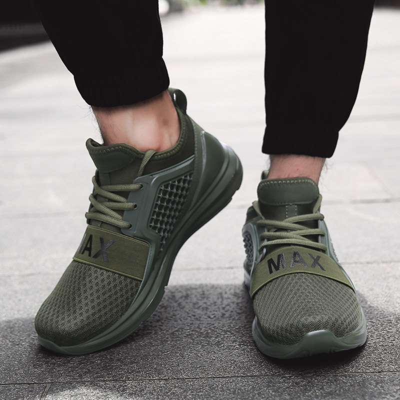 a079317f69 Weweya Tamanho 48 Homens Sapatos Da Marca Respirável Sapatos Casuais Homens  Sapatos Zapatos sapatos Sapatos Ao Ar Livre Tênis Tenis Masculino Adulto em  ...