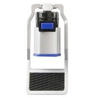1 قطعة موزع المياه الباردة آلة صنبور مفتاح الطاقة البلاستيكية استبدال أجزاء الأزرق جديد 10166