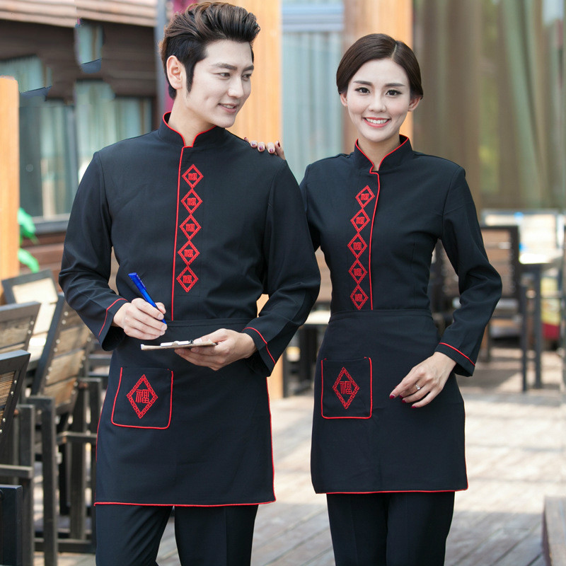 Spring And Autumn Long Sleeve Fashion Black Shirt